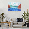 oil painting for living room