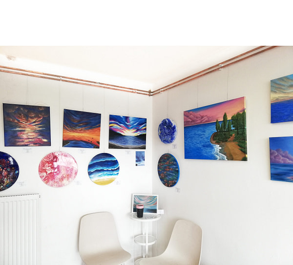 Read more about the article My first solo art exhibition
